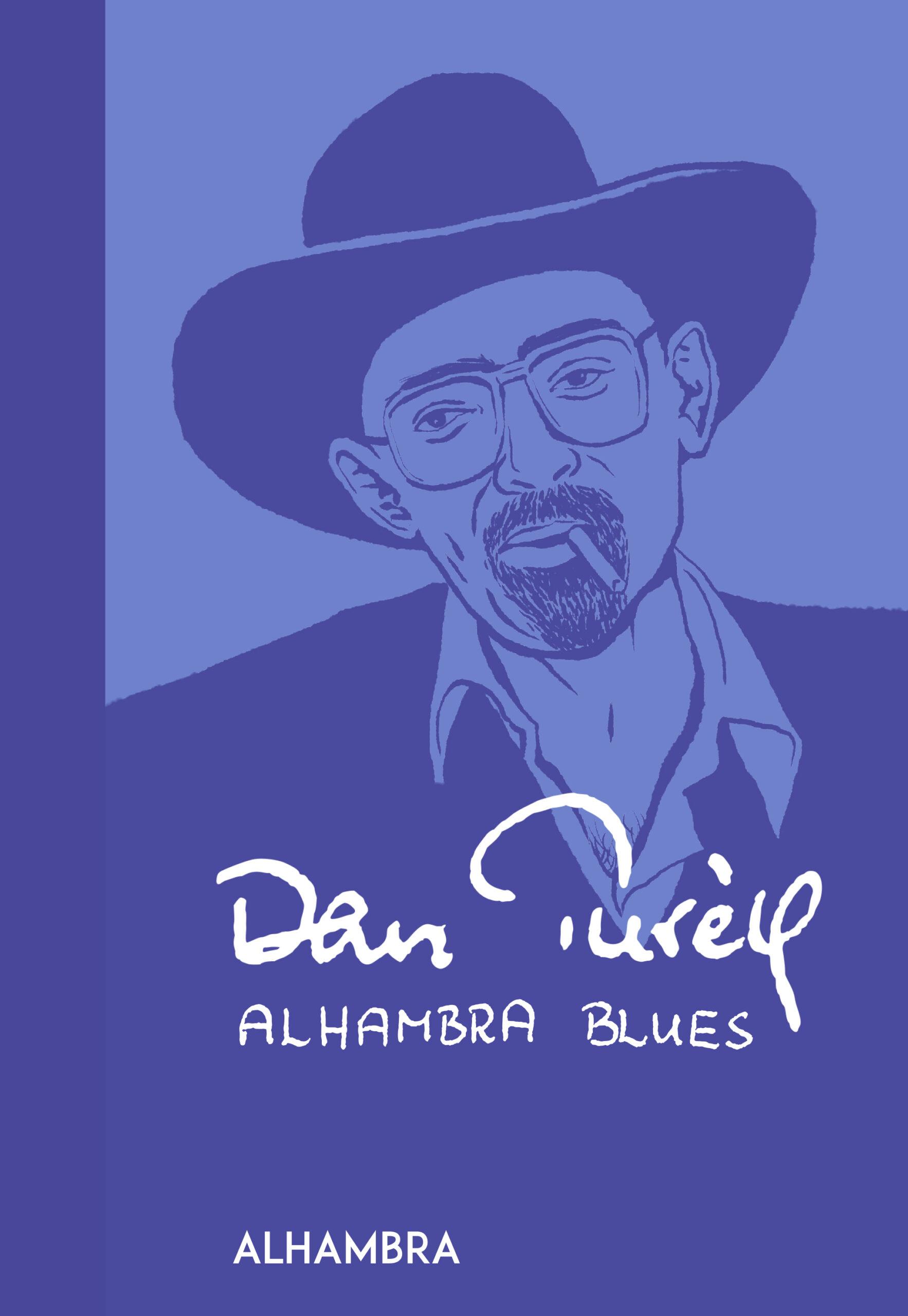 Alhambra Blues af Dan Turell
