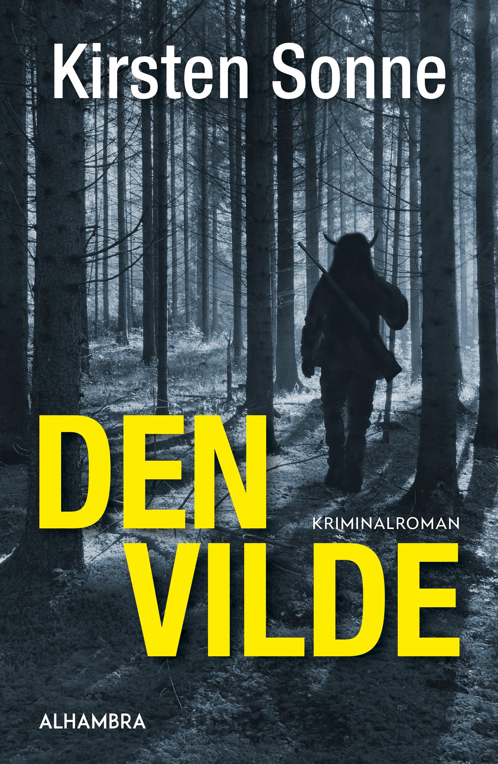 Den vilde - en krimi fra Bornholm af Kirsten Sonne